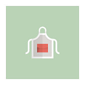 Cooking Apron Icon