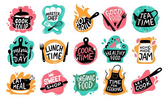 food stock illustrations