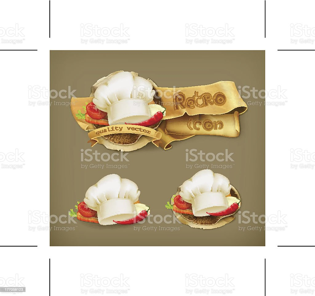 Cooking icon royalty-free stock vector art