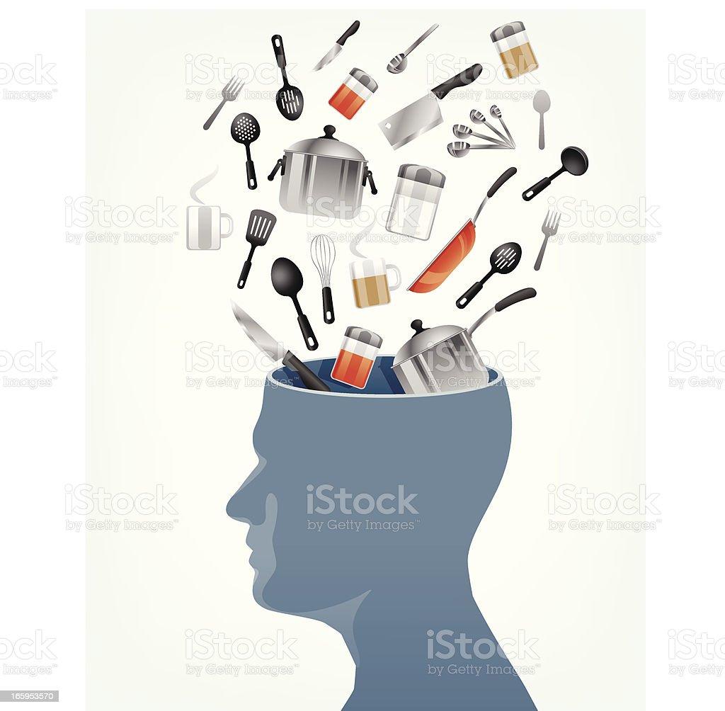 Cocina De Ideas - Arte vectorial de stock y más imágenes de Abierto ...