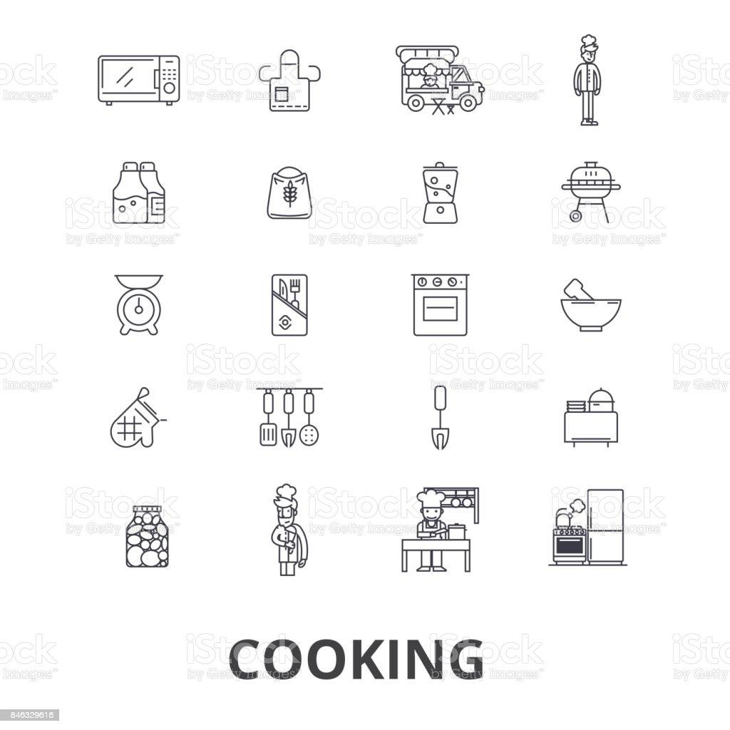 Kochen Küche Essen Küchenchef Kochklasse Backen Rezept Utensilien ...