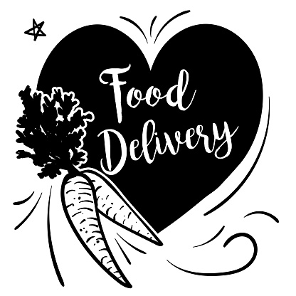Cooking Label With Text