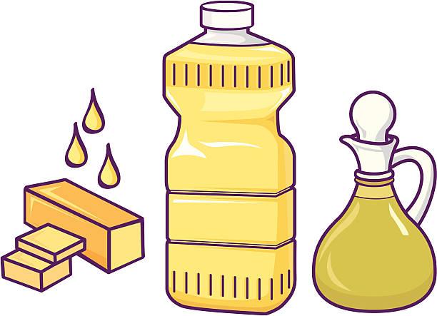 kochen ölen - dressing stock-grafiken, -clipart, -cartoons und -symbole