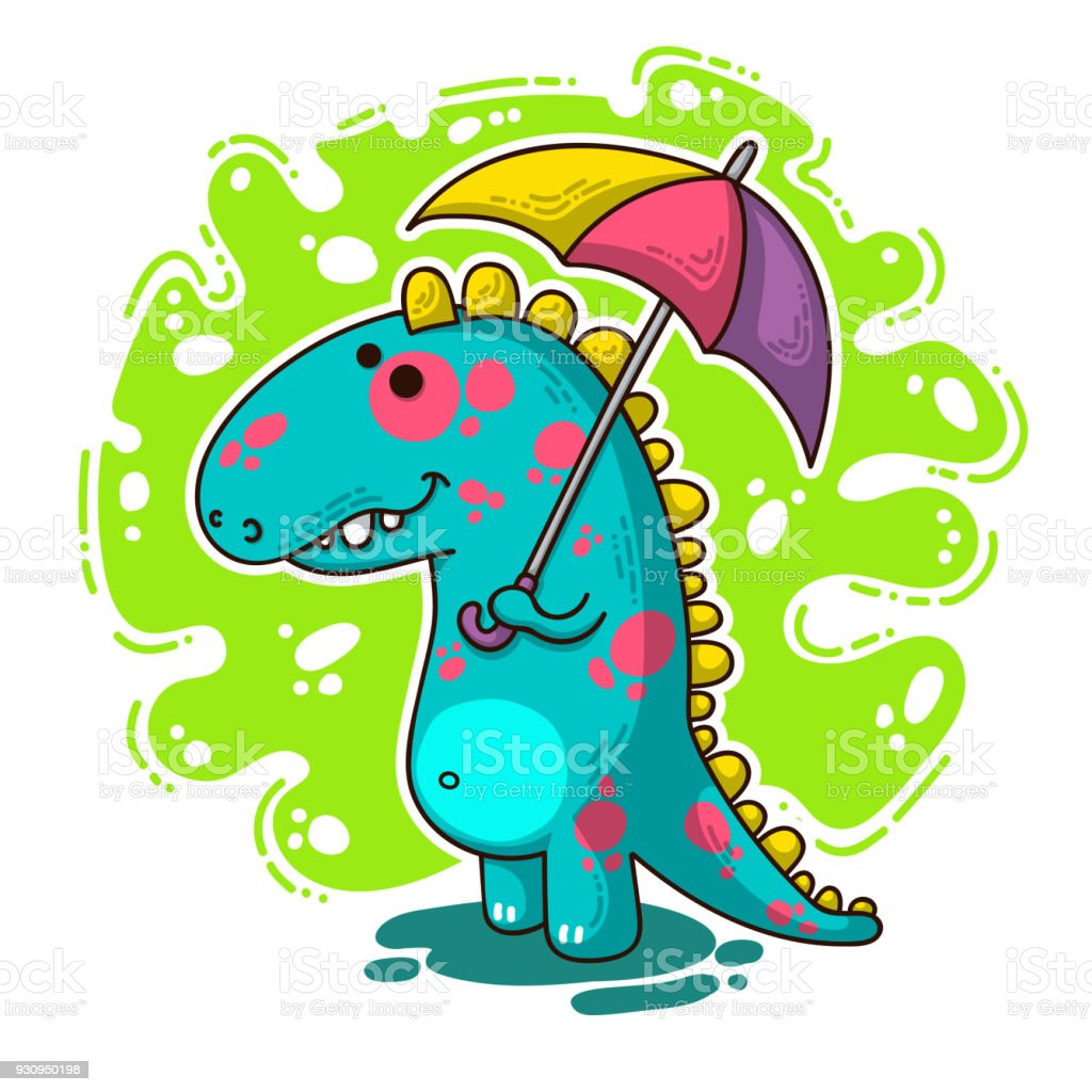 cool dino doodle illustration stock vector art more images of rh istockphoto com cool free vector art cool vector art illustrations