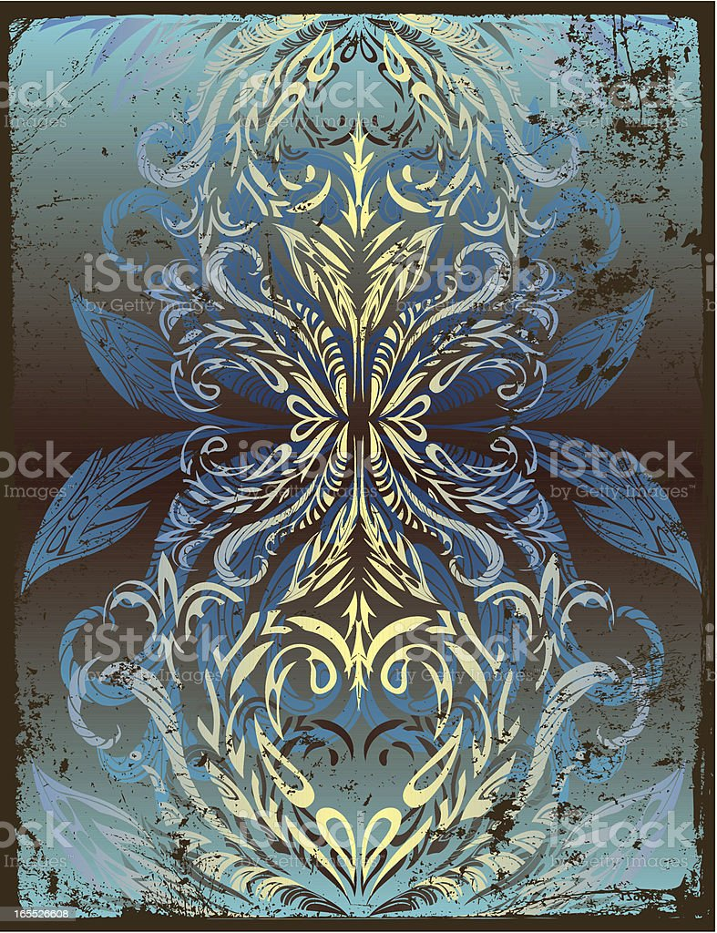 cool enlightenment royalty-free stock vector art