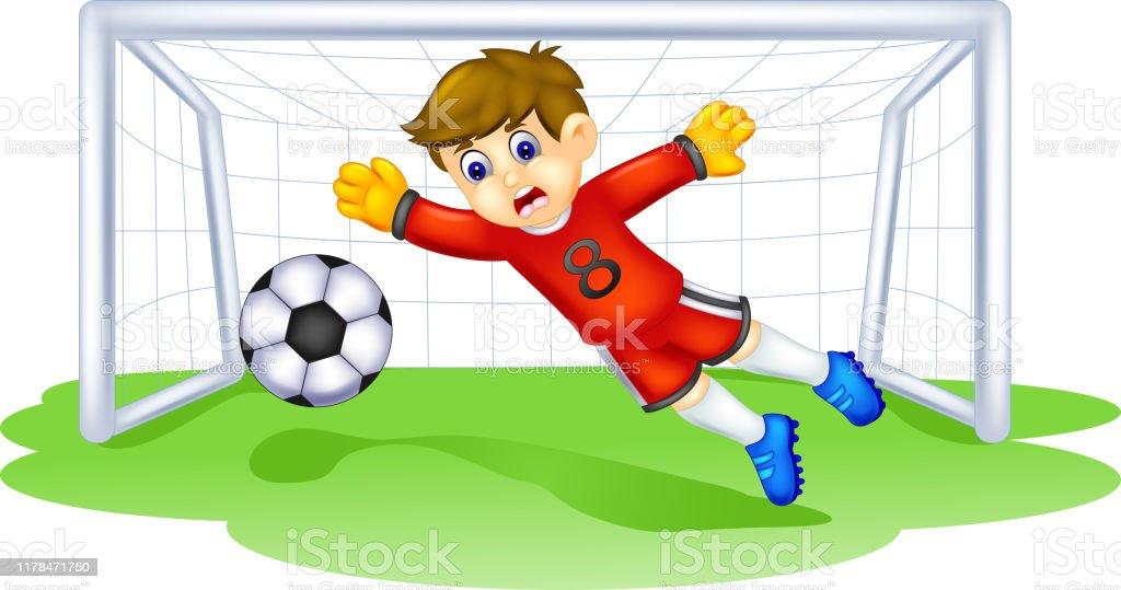 Fußballspieler Als Silhouette Isoliert Während Der Schießen Einen Fußball  Stockfoto und mehr Bilder von Athlet - iStock