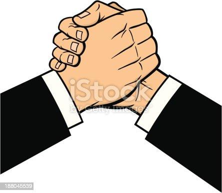 Cool Handshake