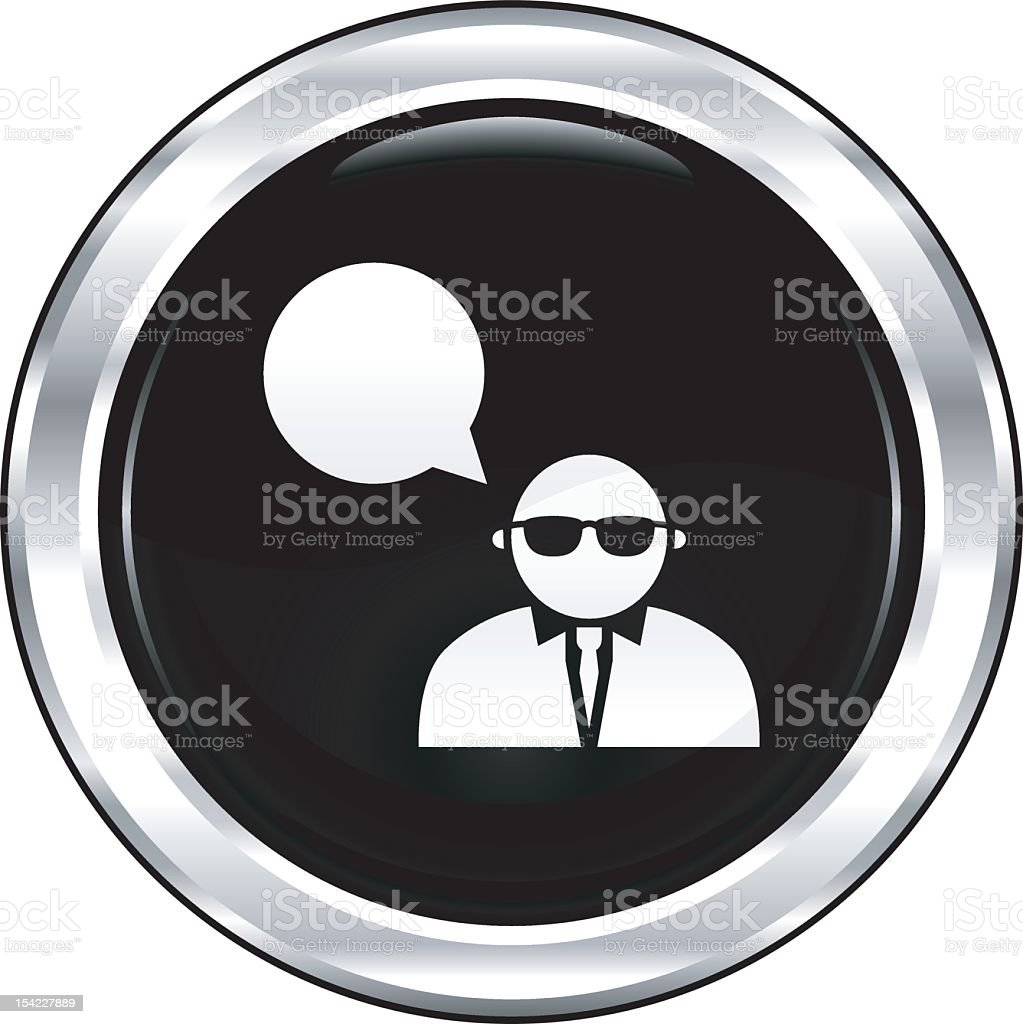 Cool Opinions | The Blackest Icon Series royalty-free cool opinions the blackest icon series stock vector art & more images of adult