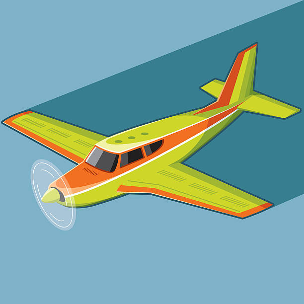 Best Small Plane Illustrations, Royalty-Free Vector ... (612 x 612 Pixel)