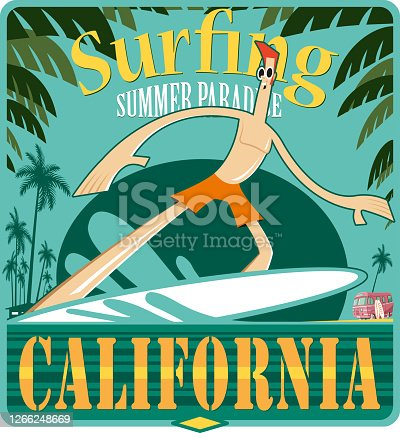 istock Cool surfer 1266248669