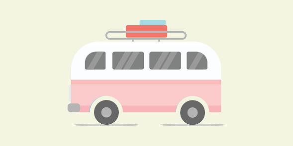 Cool tour minibus