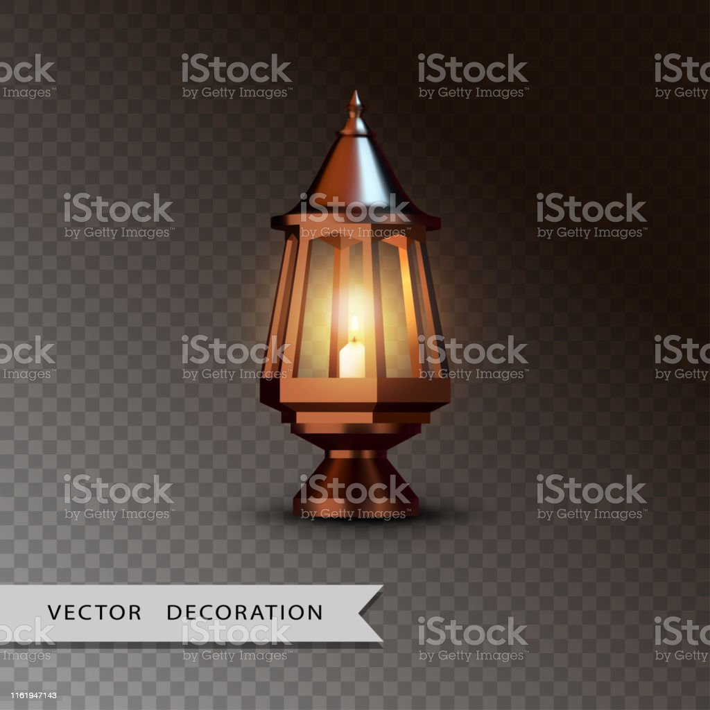 Copper Table Lamp Stock Illustration Download Image Now Istock
