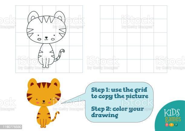 Copy and color picture vector illustration exercise vector id1190775330?b=1&k=6&m=1190775330&s=612x612&h=sm8lkgzsgztrfbbqpsbvd eiixbzbu4nevw qodxkoi=