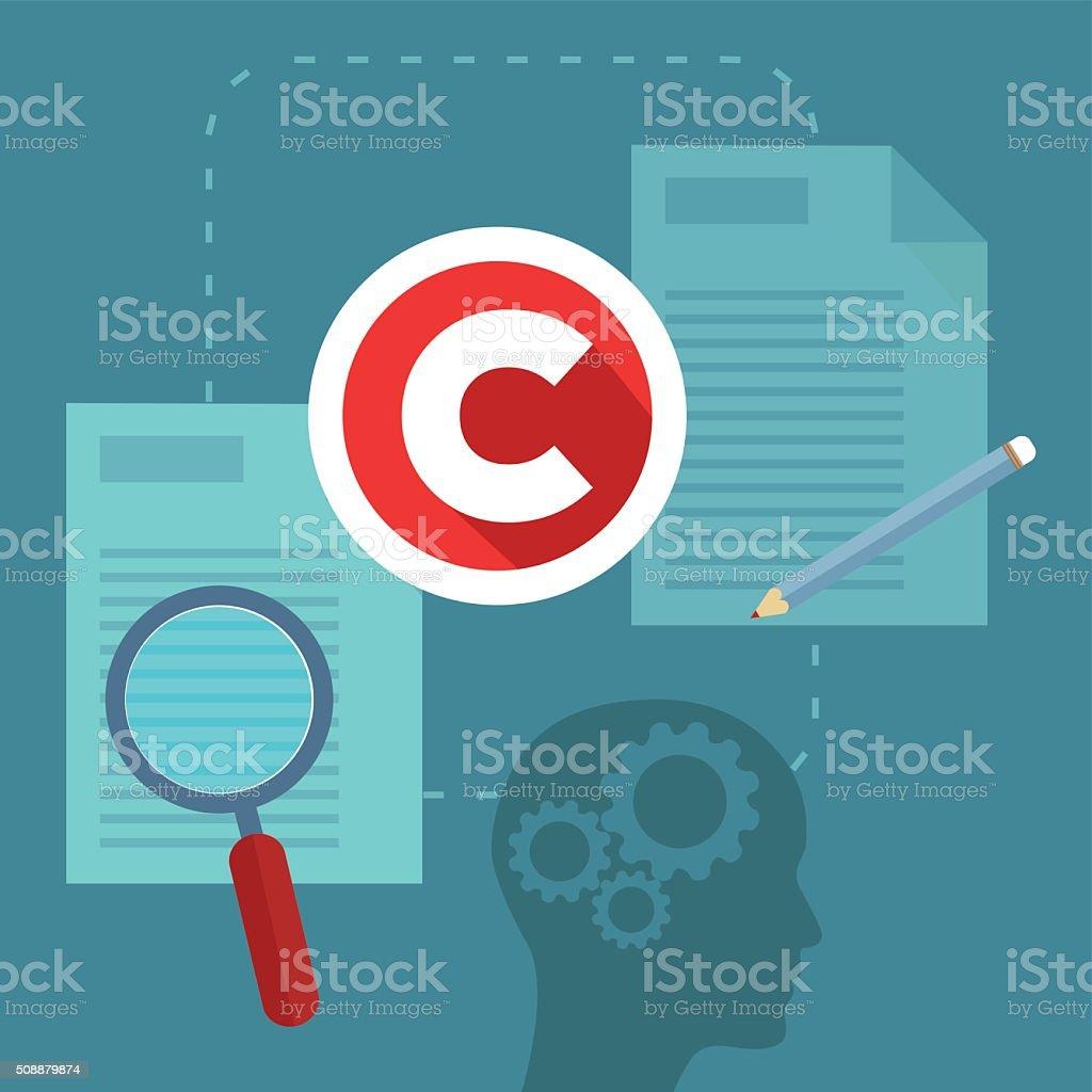 Intellectual Property Clip Art: Royalty Free Registered Trademark Symbol Clip Art, Vector