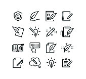 Copywriting Icons