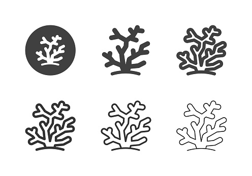 Coral Sea Icons - Multi Series