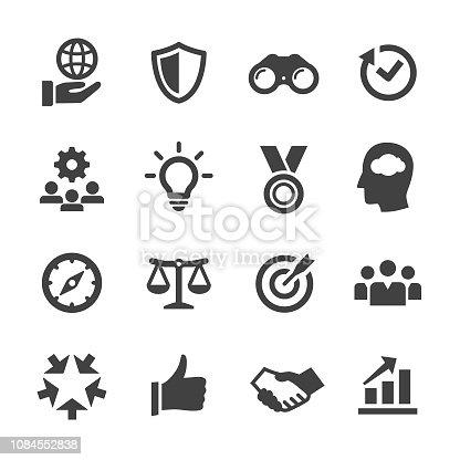 Core Values, Business,