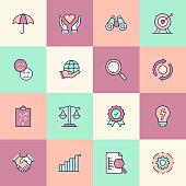 Core Values Icons