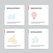 Core Values Infographic Design Template