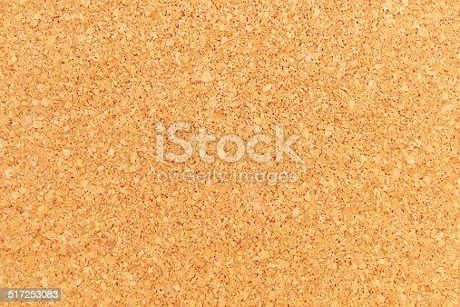 istock Cork Background - Cork Board Texture 517253083