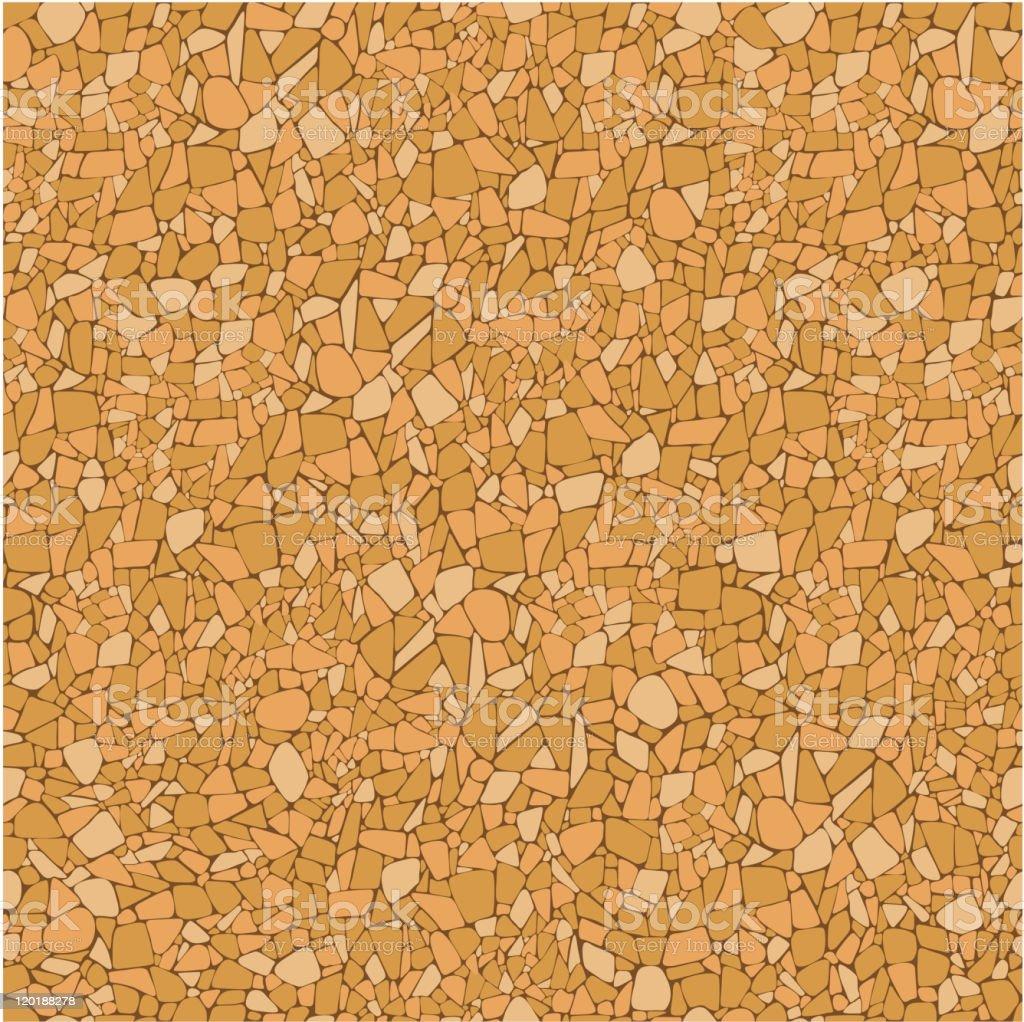 cork background royalty-free stock vector art