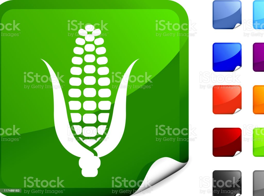corn internet royalty free vector art royalty-free corn internet royalty free vector art stock vector art & more images of agriculture