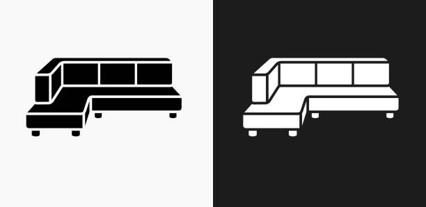 Top 60 Corner Sofa Clip Art Vector Graphics And Illustrations Istock