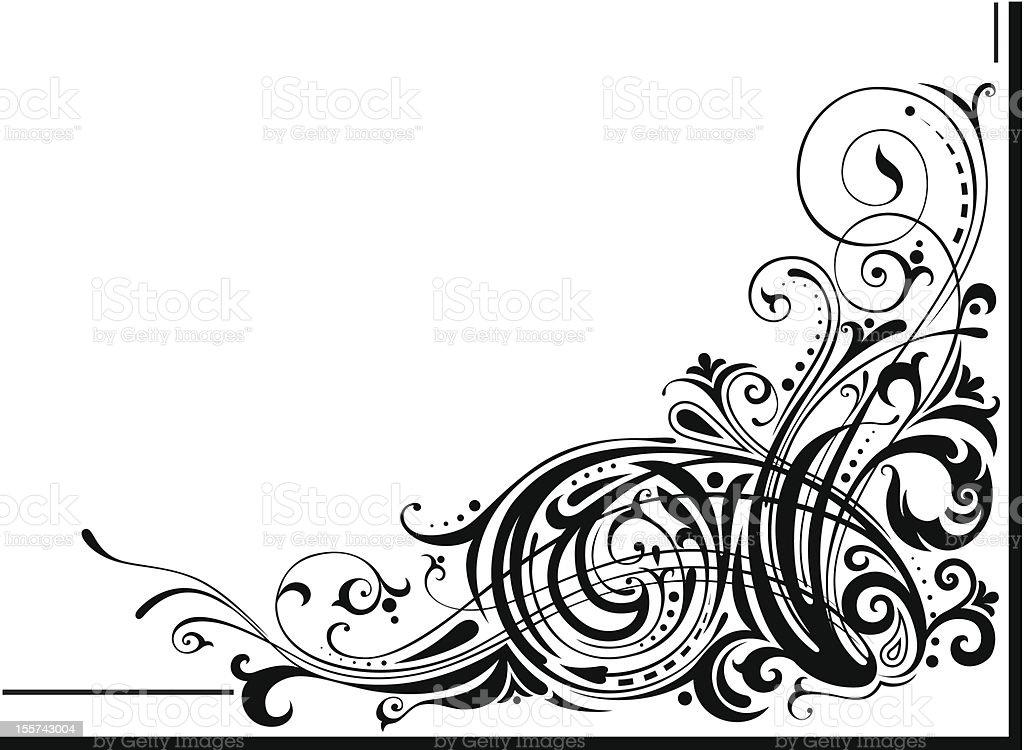 Corner Design royalty-free corner design stock vector art & more images of award