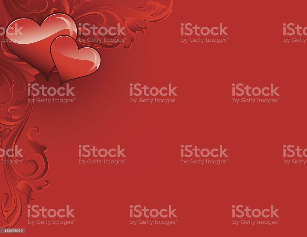 Corner Hearts royalty-free corner hearts stock vector art & more images of antique
