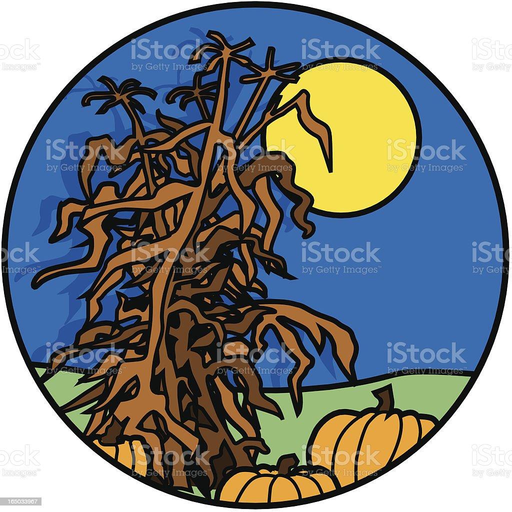 cornstalks icon royalty-free cornstalks icon stock vector art & more images of autumn