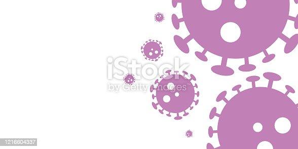 istock Coronavirus (COVID-19) - File vettoriale stock 1216604337