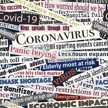 istock Coronavirus headlines seamless tile 1213838327