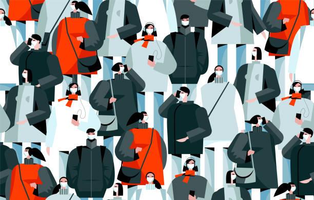 ilustrações de stock, clip art, desenhos animados e ícones de coronavirus in china. quarantine concept vector illustration eps 10 - covid flight