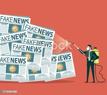 STOP FAKE NEWS coronavirus covid-19