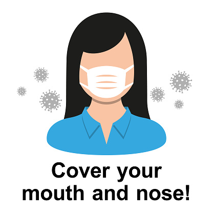 Coronavirus - Wearing Face Mask