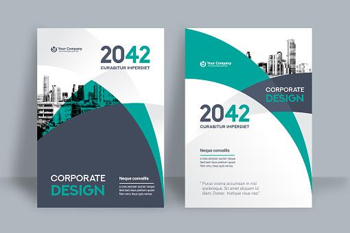 corporate infographics stock illustrations