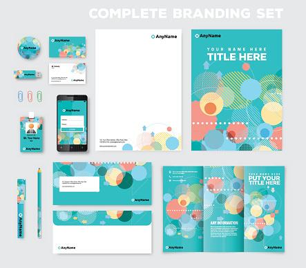 Corporate Branding set