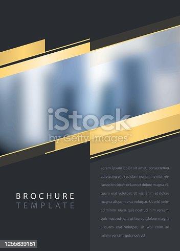 istock corporate brochure 1255839181