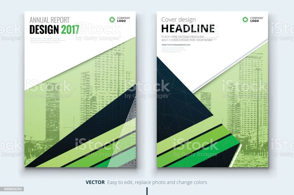 Corporate Business Annual Report Cover Brochure Or Flyer Design - Best of hotel presentation template ideas