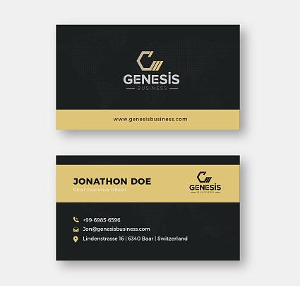 Corporate | Clean | Creative | Elegant | Royal Business card Design