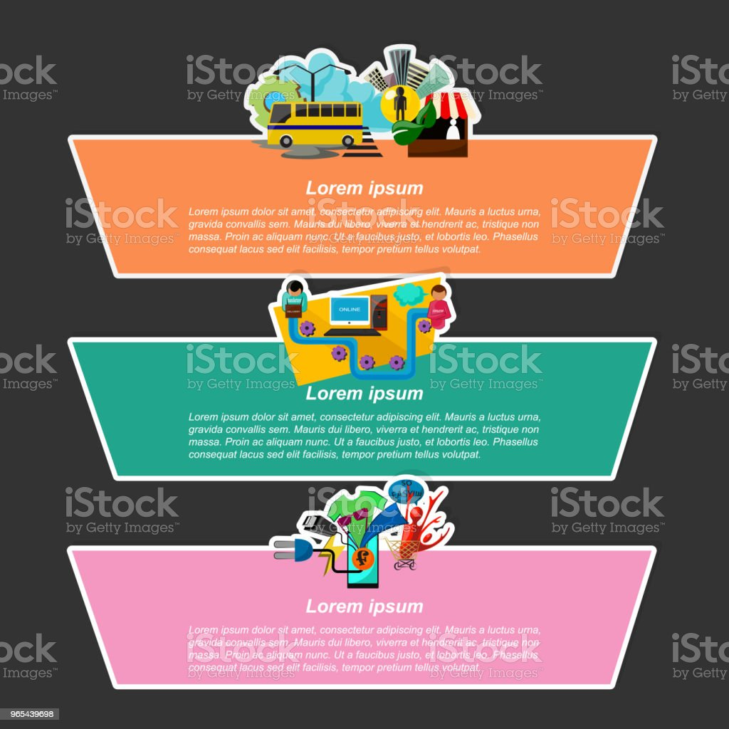 Corporate Header royalty-free corporate header stock vector art & more images of abstract