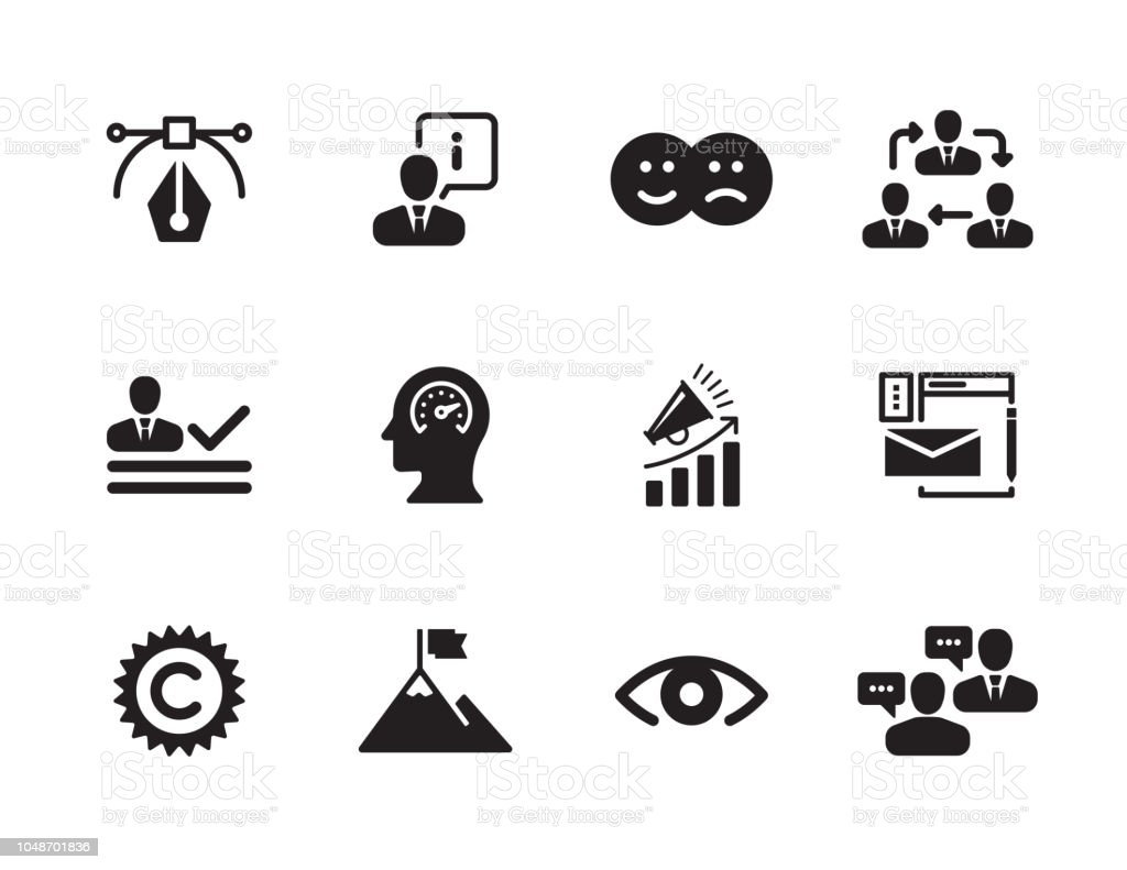 corporate identity icon set stock illustration download image now istock corporate identity icon set stock illustration download image now istock