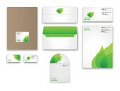Corporate identity kit for your business