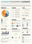 istock Corporate infographic elements template vector 467465967