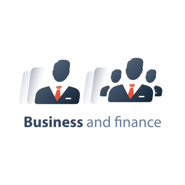 service für unternehmen, unternehmen top-management, kapitalbilanz, business mentors, schulung, teamarbeit - rechtsassistent stock-grafiken, -clipart, -cartoons und -symbole