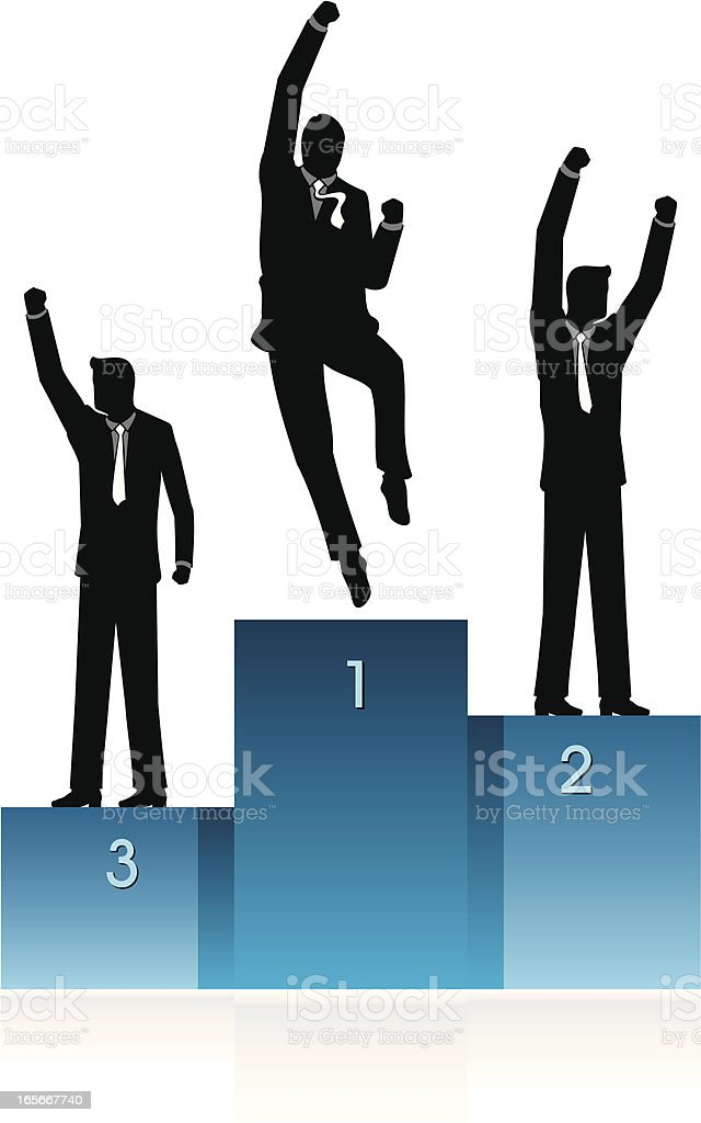 Corporate Winners royalty-free corporate winners stock vector art & more images of adult