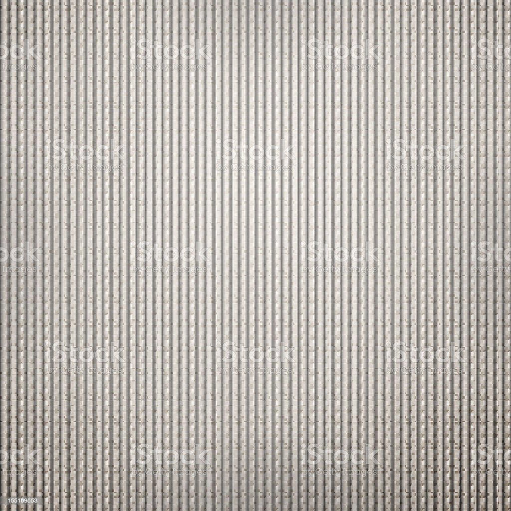 Corrugated cardboard for your background design royalty-free stock vector art