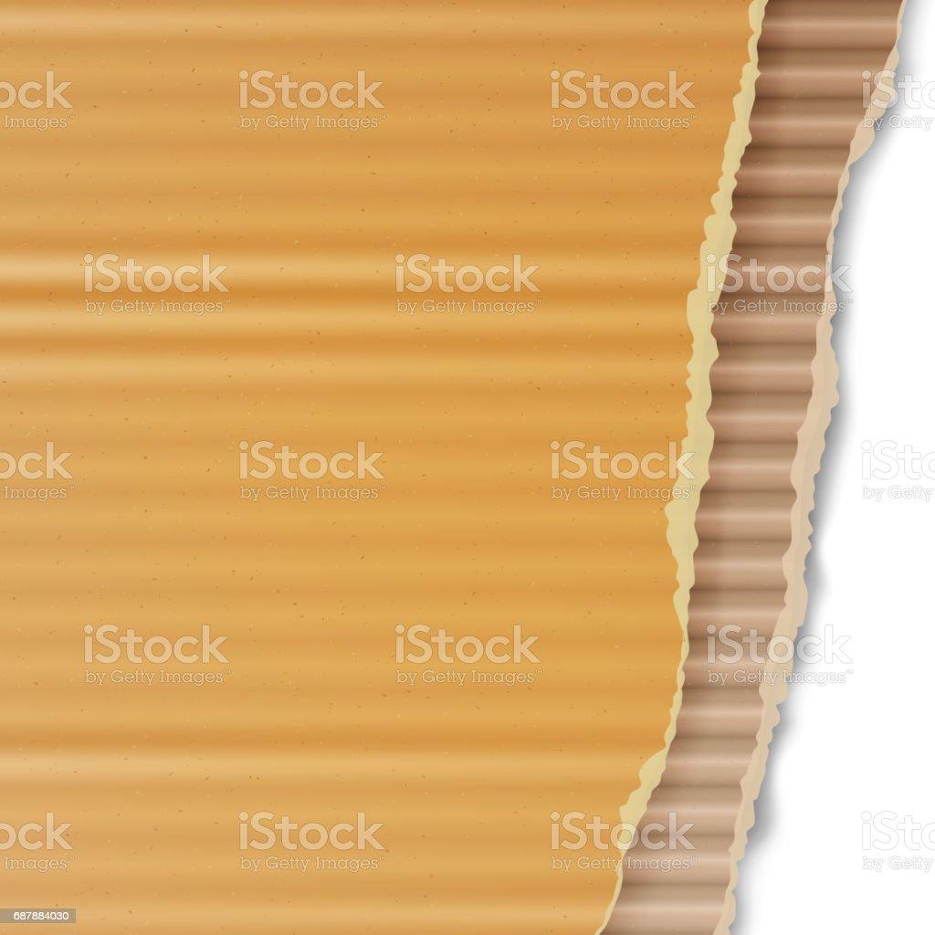段ボールのベクトルの背景を段ボール引き裂かれたエッジを持つ現実的なリッピング カートン壁紙ポスターチラシ広告web サイトのグラフィック デザイン要素ですベクトル図 イラストレーションのベクターアート素材や画像を多数ご用意 Istock