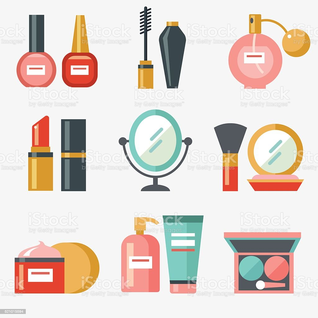 royalty free makeup clip art vector images illustrations istock rh istockphoto com