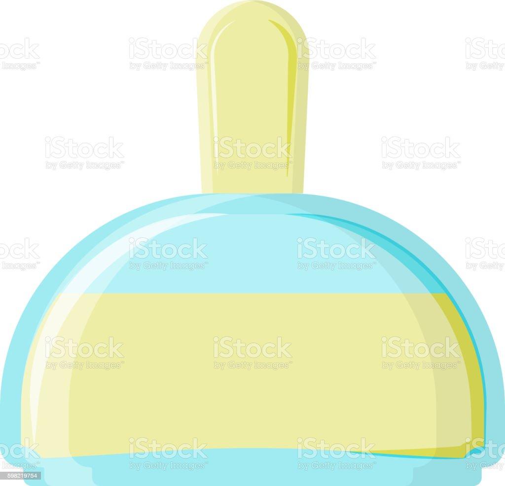 Cosmetics blank package box icon vector ilustração de cosmetics blank package box icon vector e mais banco de imagens de bebida royalty-free